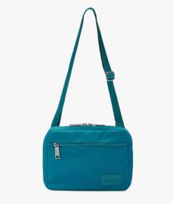 Myabetic Edelman Diabetes Backpack Teal Crossbody