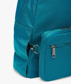 Myabetic Edelman Diabetes Backpack Teal Close Up