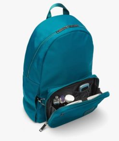 Myabetic Edelman Diabetes Backpack Teal with supplies