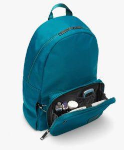 Myabetic Edelman Diabetes Backpack Teal with supplies