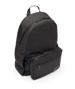 Myabetic Edelman Diabetes Backpack Black Front Angle