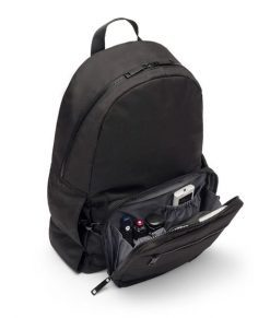 Edelman_Diabetes_Backpack_Black_InteriorSupplies