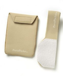 PortaPocket for Insulin Pumps base kit beige