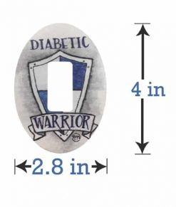 ExpressionMed Warrior Dexcom G5 Tape - 5 Pack