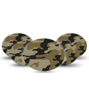 ExpressionMed Camo Medtronic Tape - 5 Pack
