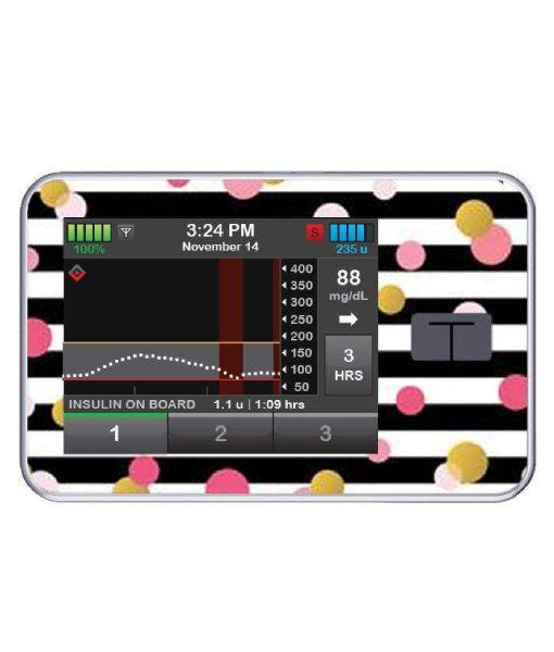 My Diabetic Life Tandem T:Slim X2 Pump Sticker