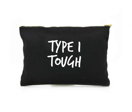 My Diabetic Life Test Kit Bag Type 1 Tough