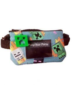 Insulin Pump Pouch Minecraft