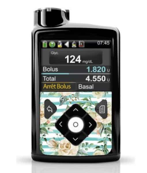 My Diabetic Life Medtronic 640g Pump Sticker