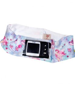 Insulin Pump Fairies Waist Band