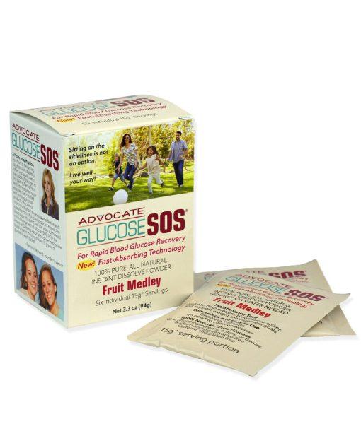 Glucose SOS Fruit Medley