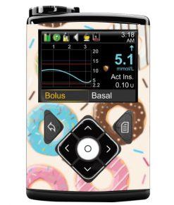 Medtronic 640G Sticker Donut