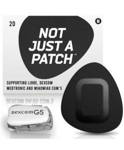 Not Just a Patch Dexcom G5/6, MiaoMiao, Libre & Medtronic Black G5