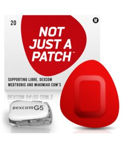 Not Just a Patch Dexcom G5/6, MiaoMiao, Libre & Medtronic Red G5