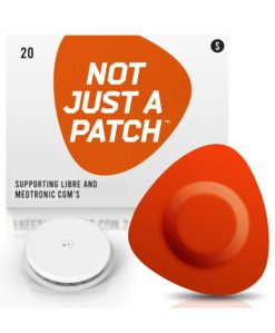 Not Just a Patch Libre & Medtronic Orange Libre