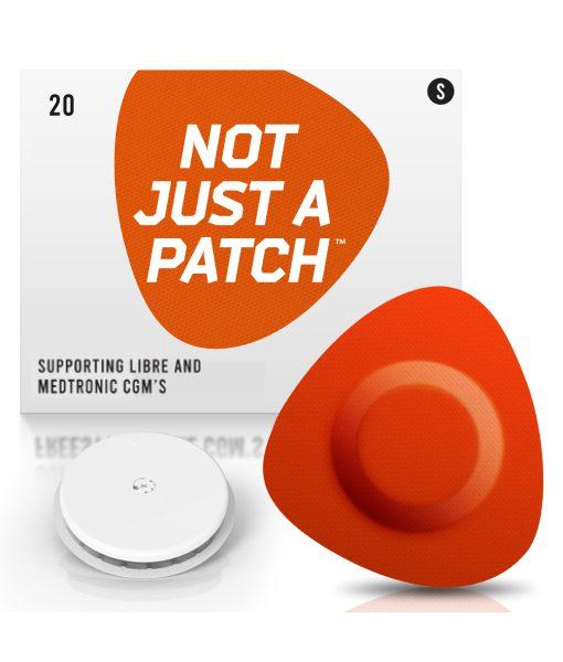 Not Just a Patch Libre & Medtronic Orange Libre