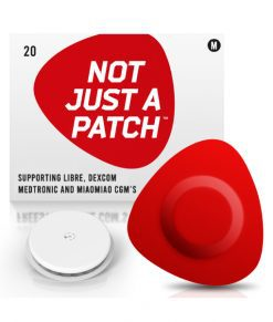 Not Just a Patch Dexcom G5/6, MiaoMiao, Libre & Medtronic Red Libre