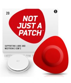Not Just a Patch Libre & Medtronic Red Libre