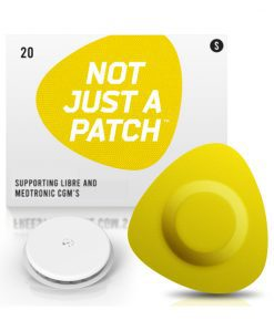 Not Just a Patch Libre & Medtronic Yellow Libre