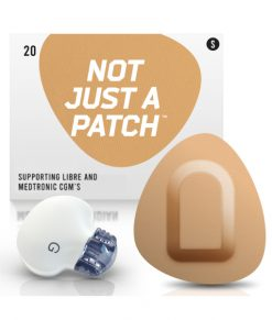 Not Just a Patch Libre & Medtronic Beige Medtronic