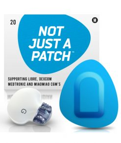 Not Just a Patch Dexcom G5/6, MiaoMiao, Libre & Medtronic Blue Medtronic