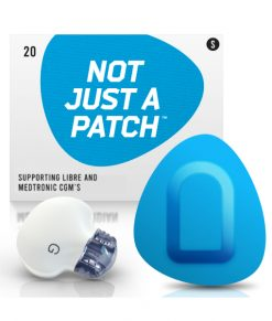 Not Just a Patch Libre & Medtronic Blue Medtronic