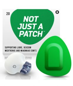 Not Just a Patch Dexcom G5/6, MiaoMiao, Libre & Medtronic Green Medtronic