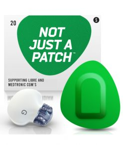 Not Just a Patch Libre & Medtronic Green Medtronic