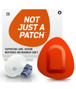 Not Just a Patch Dexcom G5/6, MiaoMiao, Libre & Medtronic Orange Medtronic