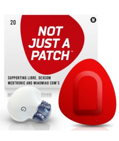 Not Just a Patch Dexcom G5/6, MiaoMiao, Libre & Medtronic Red - Medtronic