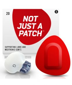 Not Just a Patch Libre & Medtronic Red Medtronic