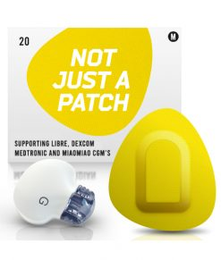 Not Just a Patch Dexcom G5/6, MiaoMiao, Libre & Medtronic Yellow MiaoMiao - Medtronic