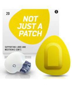 Not Just a Patch Libre & Medtronic Yellow Medtronic