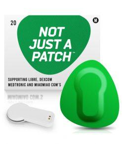 Not Just a Patch Dexcom G5/6, MiaoMiao, Libre & Medtronic Green MiaoMiao