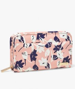 Myabetic Banting Diabetes Wallet Limited Edition Sunset Pink Blossoms