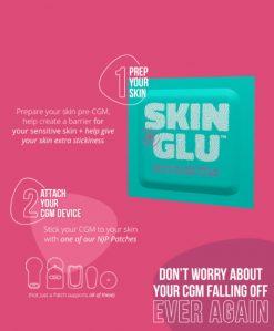Not Just a Patch Skin Glu