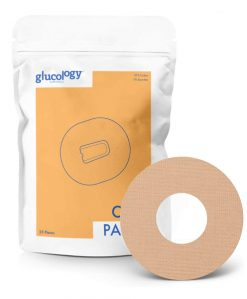 Glucology Freestyle Libre CGM Patches