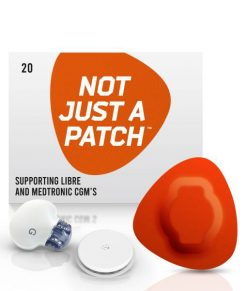 Not Just A Patch Dexcom, MiaoMiao Orange SALE