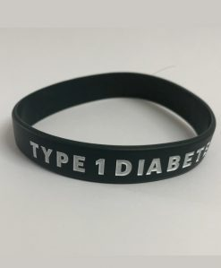 Type 1 Medical ID Band Adult