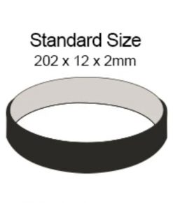 Type 1 Medical ID Band Adult Grey