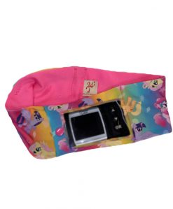 Insulin Pump My Little Pony Band with Window