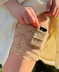 Insulin Pump garter