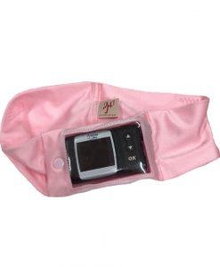Insulin Pump Pink Band